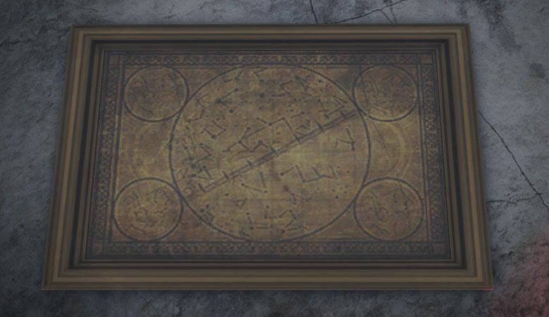 エオルゼア星図