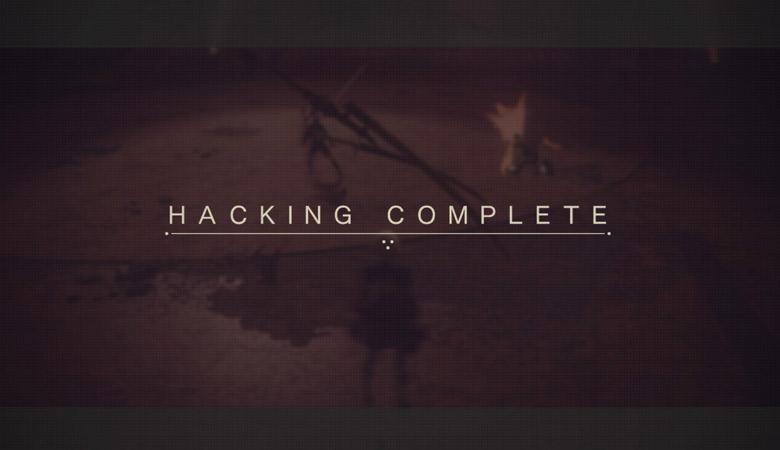 ハッキングコンプリート