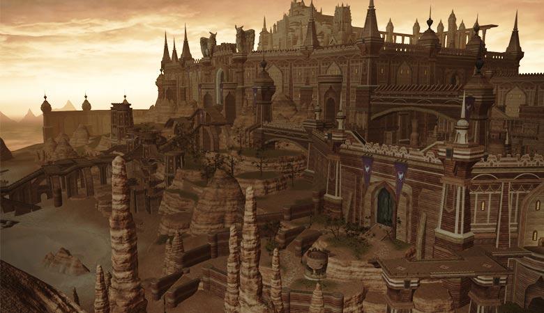 アラミゴ王宮