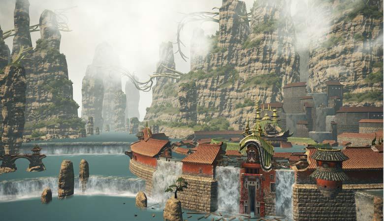 ヤンサのドマ城