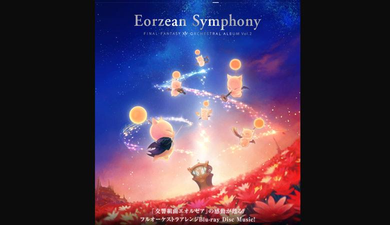 Eorzean Symphony: FINAL FANTASY XIV Orchestral Album Vol. 2