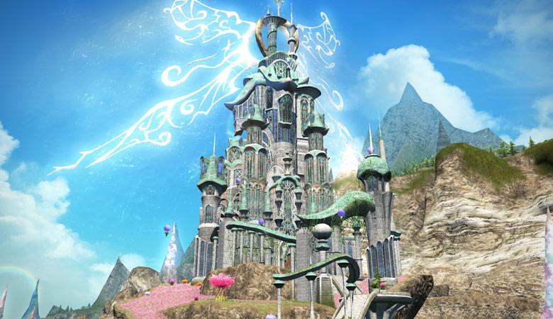 リュー・ギア城