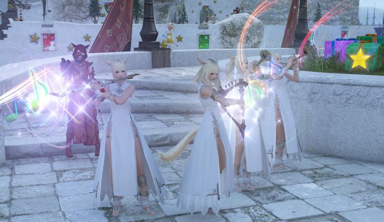 聖なる楽団