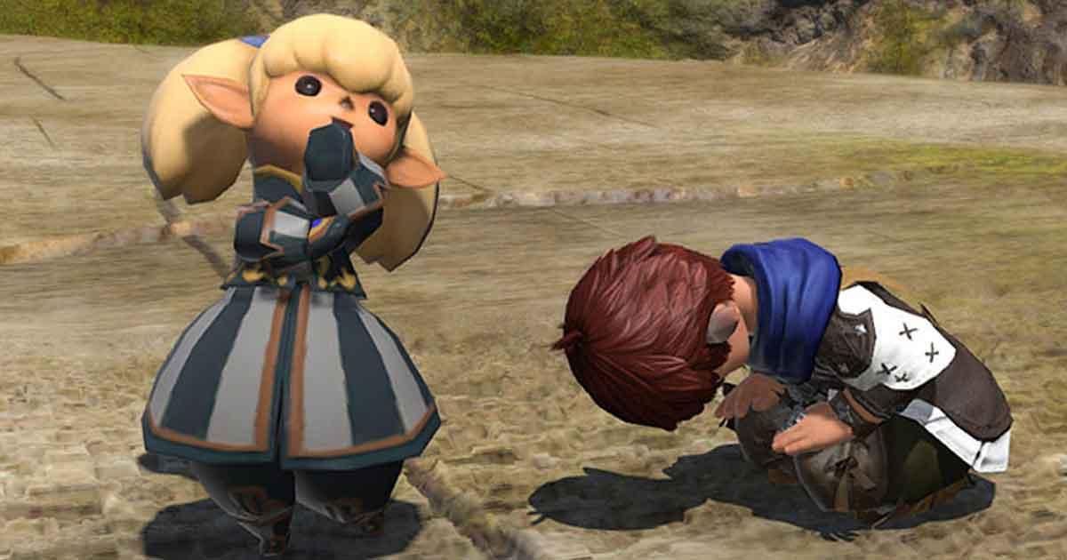 【FF14】ミニオンの由来を見てみよう!第一弾「シャントット」!
