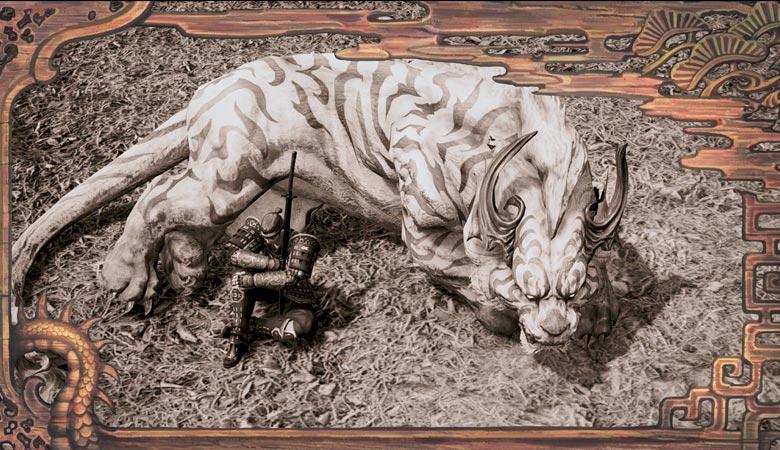 白虎の物語