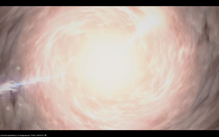 ハイデリンの流星雨