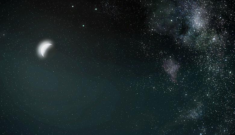 エオルゼアの星空