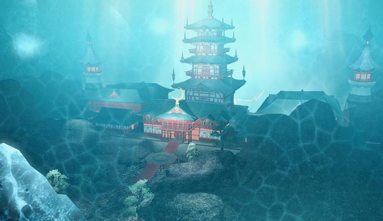 海底宮殿 紫水宮