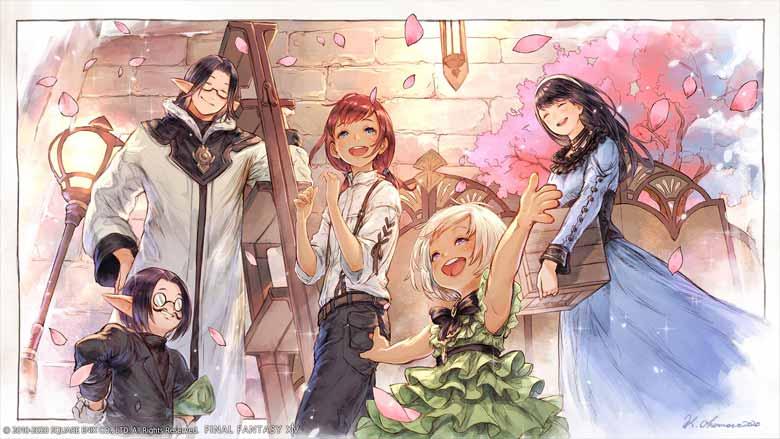 【FF14】今年のお姫様は純粋な子! プリンセスデーを満喫しちゃおう!