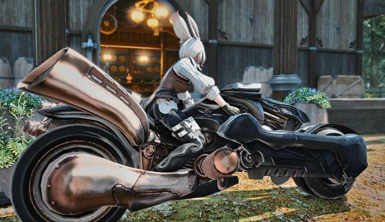 バイクが私は好きだ