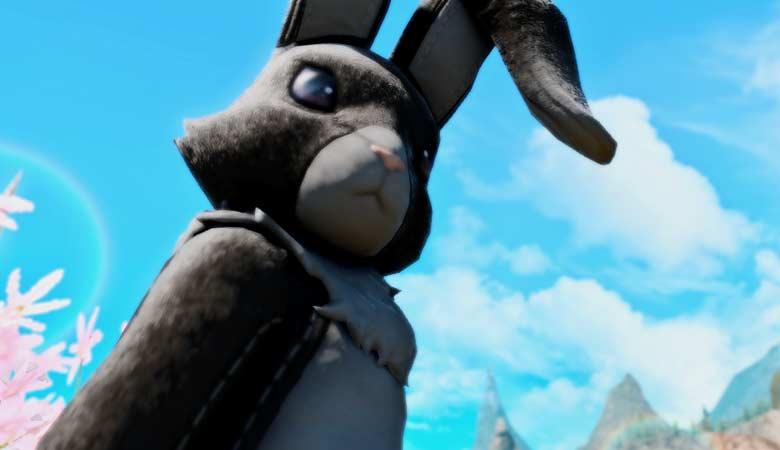 ウサギ大作戦