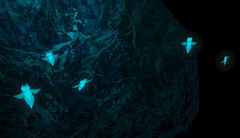【FF14】マンモスに妖精まで!? クルザス西部高地の隠れた観光スポットを見てみよう!