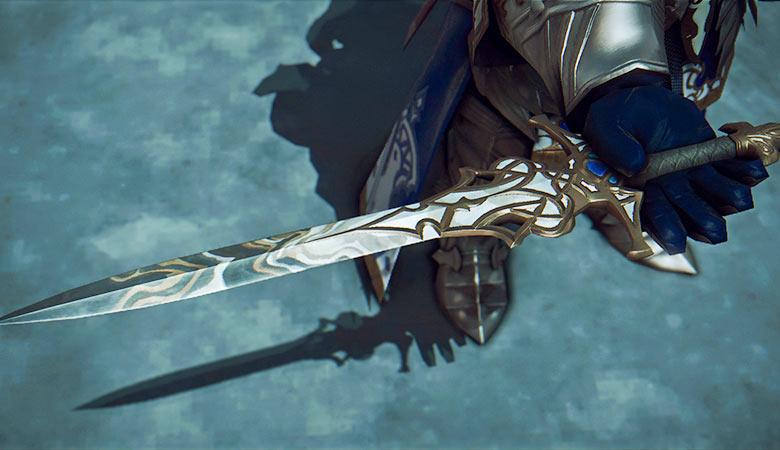 聖剣「オウスキーパー」