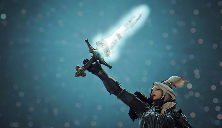 己に誓った誓約を貫き、騎士を導くに値する者