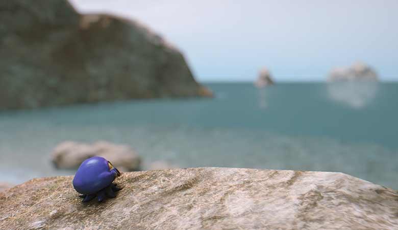 海とオルトロス