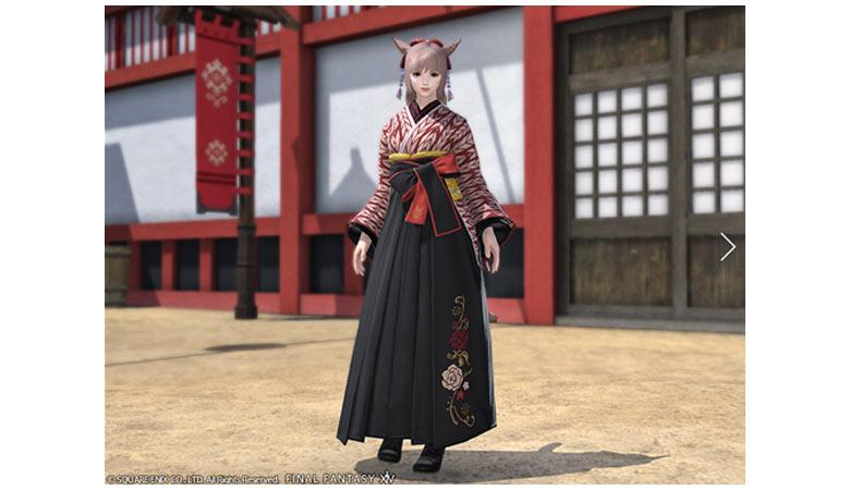 東方女学生衣装セット