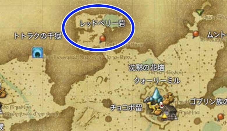 マップ位置