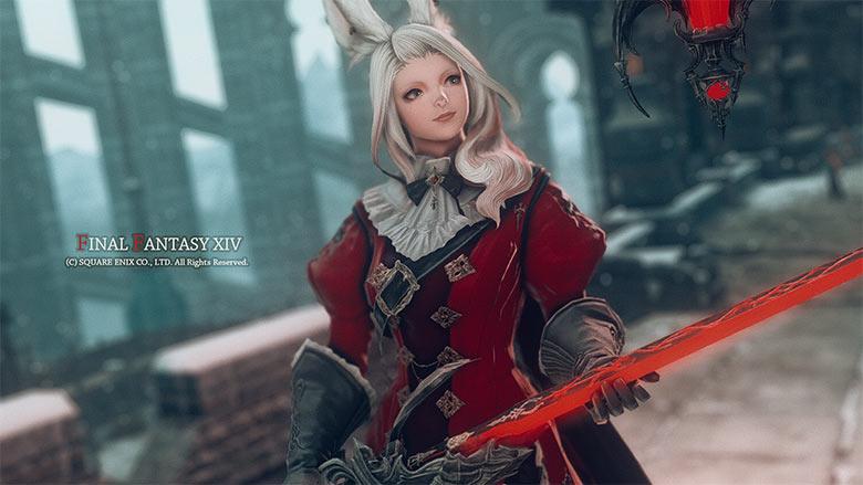 ヴィエラ版赤魔道士