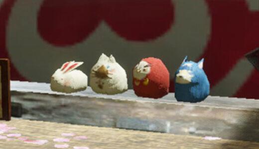 【モンハンライズ】カムラの里のおもしろい物めぐり!
