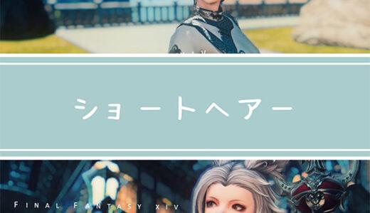 【FF14】ショートヘアーのヴィエラは好きですか?