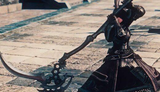 【FF14】ボズヤン装備+鎌の組み合わせが思った以上に良かった件!